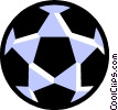 Soccer ball Vector Clipart graphic