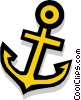 anchor Vector Clip Art picture