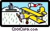 airplane Vector Clip Art picture