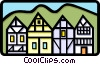 buildings Vector Clipart picture