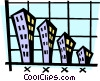 graph Vector Clip Art graphic