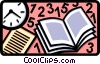 education Vector Clipart graphic