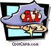 cap Vector Clipart illustration