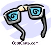 eyeglasses Vector Clipart picture