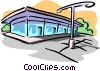diner Vector Clipart picture