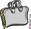 briefcase/portfolio Vector Clipart illustration
