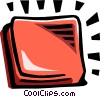 panic button Vector Clipart picture