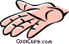 hand Vector Clipart illustration