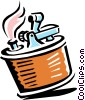 lighter Vector Clipart illustration