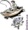 fishing Vector Clip Art picture