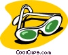 sunglasses Vector Clipart illustration