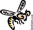 bee Vector Clip Art picture