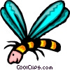 Vector Clipart illustration  of a insect
