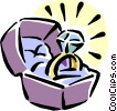 ring Vector Clipart picture