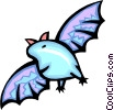 bat Vector Clip Art picture