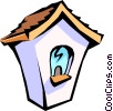 birdhouse Vector Clip Art picture