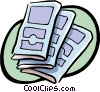Vector Clip Art picture  of a newspaper