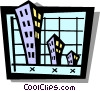 graph Vector Clipart picture