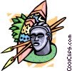 culture Vector Clipart picture