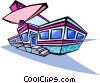 restaurant Vector Clipart picture