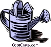 watering can Vector Clip Art picture