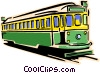 Vector Clipart graphic  of a train