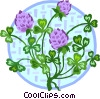 Vector Clipart illustration  of a flowers