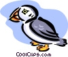 puffin Vector Clipart picture