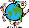 mail around the world 2