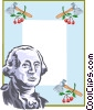 background/early America Vector Clipart picture