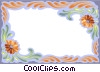 Vector Clip Art picture  of a background