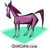 horse Vector Clip Art picture