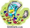 medicine Vector Clipart illustration