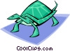 turtle Vector Clip Art picture