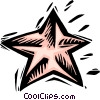 star Vector Clipart image