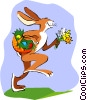 rabbit Vector Clipart picture