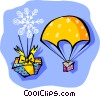 gifts or presents Vector Clipart illustration