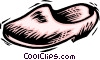 Vector Clipart illustration  of a shoe
