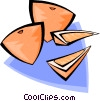 oranges Vector Clipart graphic