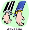 corrections Vector Clipart image