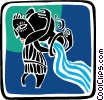 Aquarius Vector Clipart picture