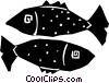 fish design Vector Clip Art picture