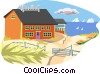 seashore Vector Clip Art picture