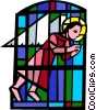 Vector Clip Art graphic  of a religion