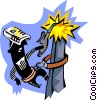 welding Vector Clipart picture