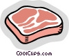 Vector Clip Art image  of a food and dining