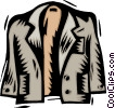 jacket Vector Clip Art graphic