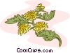 flowers Vector Clipart picture