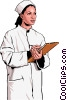 health care doctor Vector Clipart illustration