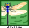 dragonfly Vector Clipart picture